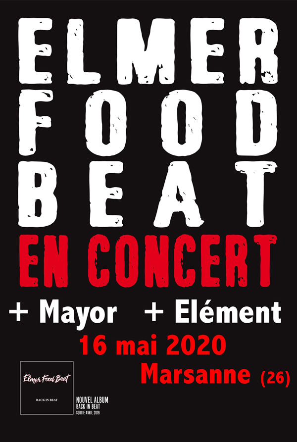 ELMER FOOD BEAT + MAYOR + ELEMENT