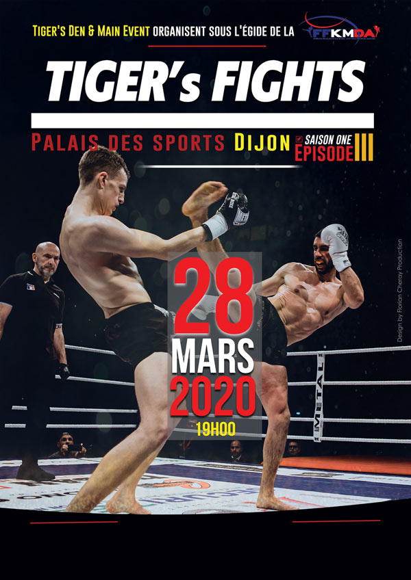 TIGER'S FIGHTS 3
