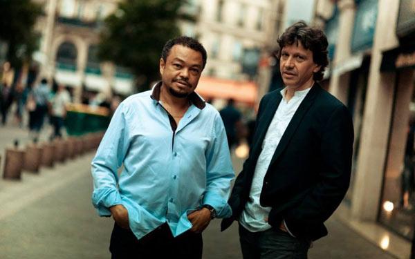MARIO CANONGE & MICHEL ZENINO #15