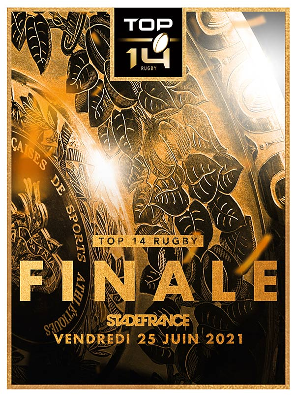 FINALE TOP 14 RUGBY - 2021