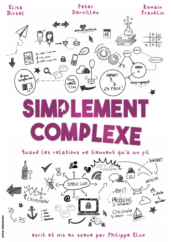 SIMPLEMENT COMPLEXE