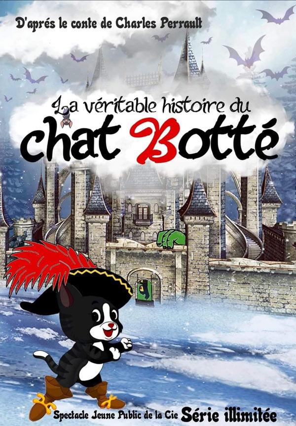 LA VERITABLE HISTOIRE DU CHAT BOTTE