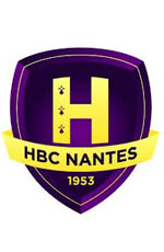 HBC NANTES / SAINT-RAPHAEL LA TROCARDIERE rencontre, compétition de handball