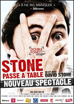 STONE PASSE À TABLE