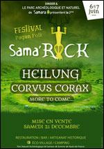 SAMA'ROCK FESTIVAL - PASS 1 JOUR