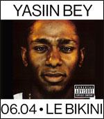 YASIIN BEY-BLACK ON BOTH SIDES 20T
