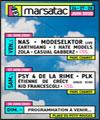 FESTIVAL MARSATAC 2020-PASS 3 JOURS