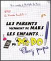 LES PARENTS VIENNENT DE MARS
