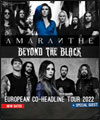 Réservation AMARANTHE + BEYOND THE BLACK