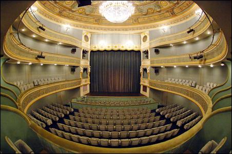 Theatre Montansier à Versailles | Achat Places & Programmation ...